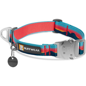 Ruffwear Top Rope Cuello, sunset